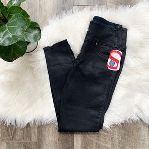 NWT Spanx Alexia Denim Leggings